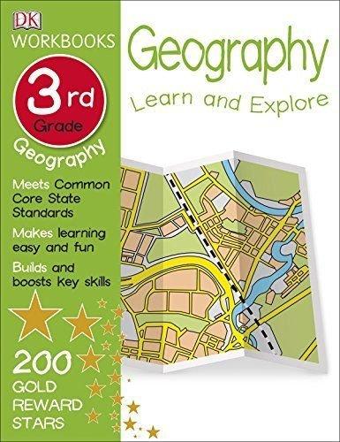 DK Workbooks: Geography Third Grade by DK (Paperback)