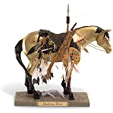 Trail of Painted Ponies Medicine Horse Pony Figurine 7-1/2-Inch