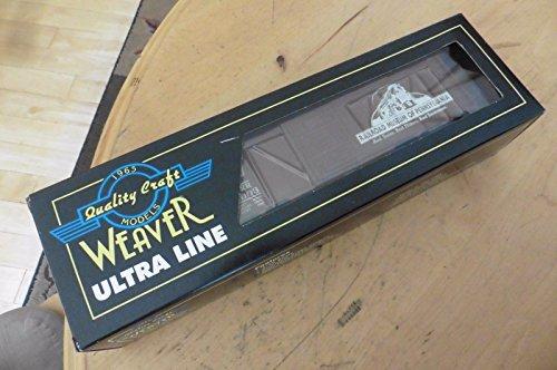 weaver model trains - 7