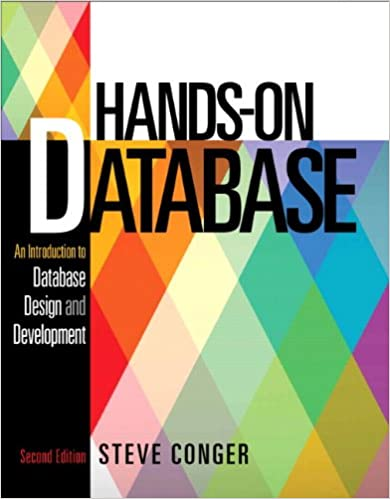 Amazon hands on database 2nd edition 9780133024418 steve hands on database 2nd edition 2nd edition fandeluxe Image collections
