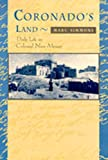Coronado's Land, Marc Simmons, 0826317022