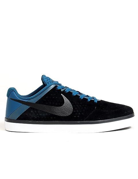 Nike SB Tabla de Skate período de muestreo con Forma de Zapato de Paul LR - Negro/Negro/Azul: Amazon.es: Zapatos y complementos