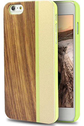 wood back iphone 6 - 9