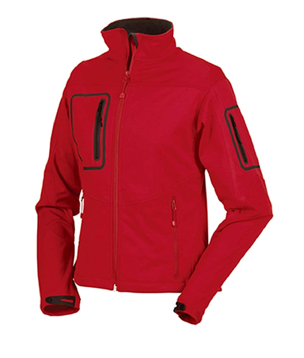 Rouge M Veste Softshell Femme 520 Russell