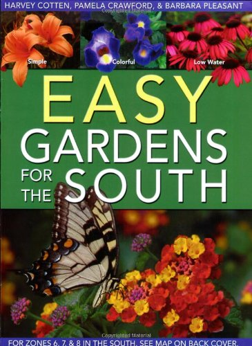 Download Easy Gardens for the South ebook
