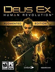 Deus Ex Human Revolution - Augmented Edition - PC