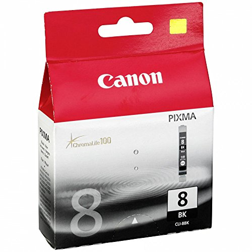 Canon Compatible CLI-8BK Black Ink Tank for use with PIXMA iP4200 - ()