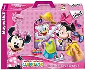 Disney - Magnetics Minnie y Daisy boutique (Diset 46193)