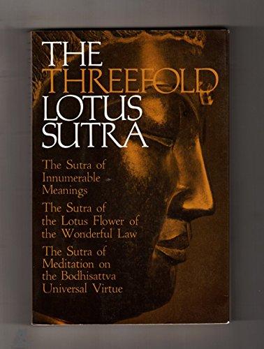 Threefold Lotus Sutra