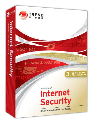 UPC 733199436731, Trend Micro Internet Security 2010 1yr/1user/3PC [OLD VERSION]