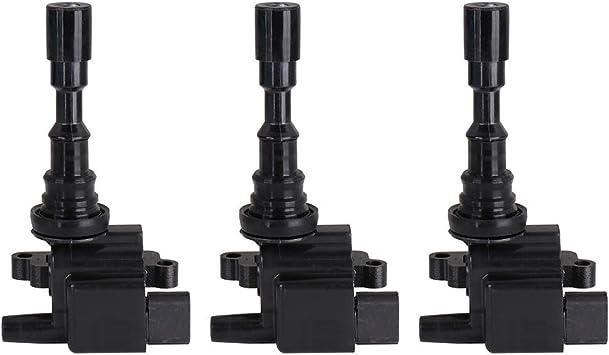 Pack of 3 Ignition Coils For 2002-2005 Kia Sedona V6 3.5L UF-432 2730039050