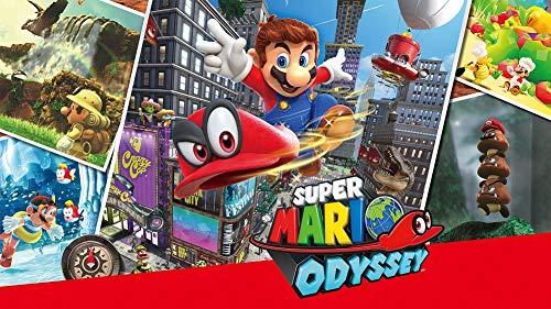 Super Mario Odyssey - Nintendo Switch [Digital Code]