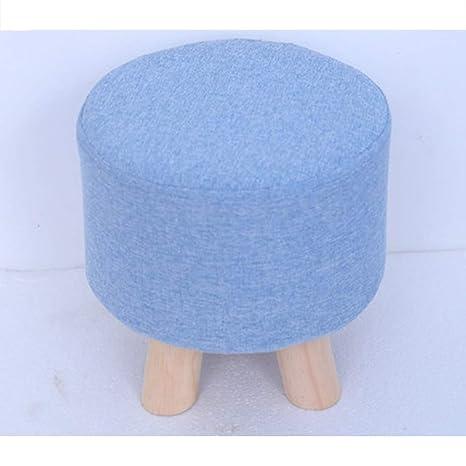 Sensational Amazon Com Hmmsp Small Seat Fabric Sofa Stool Home Shoe Cjindustries Chair Design For Home Cjindustriesco