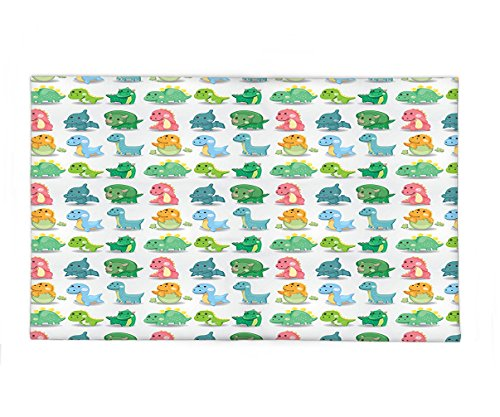 Patterns Bible Costumes Times (Interestlee Fleece Throw Blanket Jurassic Decor Colorful Dinosaur Pattern Beast Fantasy Primeval Times Happiness Kids)
