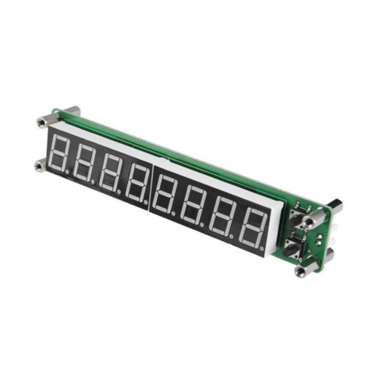 PLJ-8LED-H RF Signal Frequency Counter Cymometer Tester Module 0.1~1000MHz by NeanTak-us