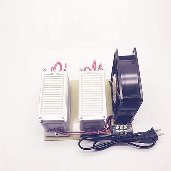 20g Generador de ozono (Larga vida) Máquina purificadora de ...