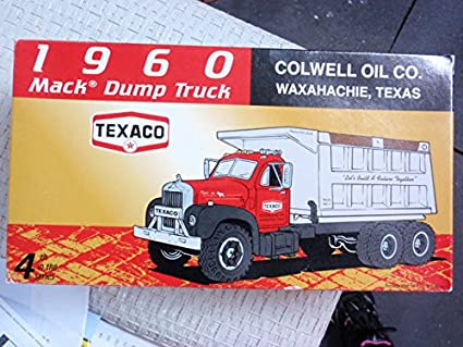 Amazon.com: Primera Gear Texaco 1960 Mack camión Colwell ...