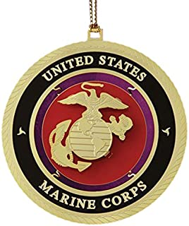 product image for ChemArt Marine Corps Ornaments