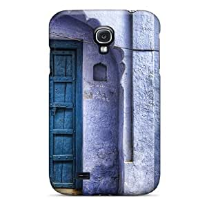 Hot The Purple Portal First Grade Tpu Phone Case For Galaxy S4 Case Cover