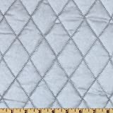 Therma-Flec Heat Resistant Heavy Cotton Batting Silver Fabric By The Yard