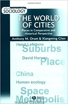 Book The World of Cities: Places in Comparative and Historical Perspective