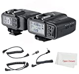 Godox X1C TTL Wireless Flash Trigger Transmitter with Receiver For Canon EOS 6D 7D 60D 650D 5DIII TT685 WITSTRO AD360II etc (X1C Kit)