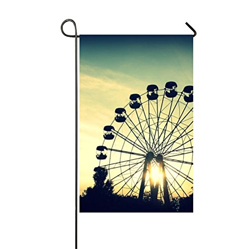 Sophia Emma Yard and Home Outdoor Decor -Ferris Wheel Garden
