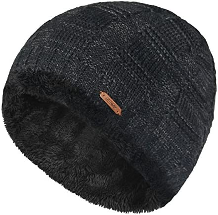 LETHMIK Unique Ribbed Beanie Fleece product image