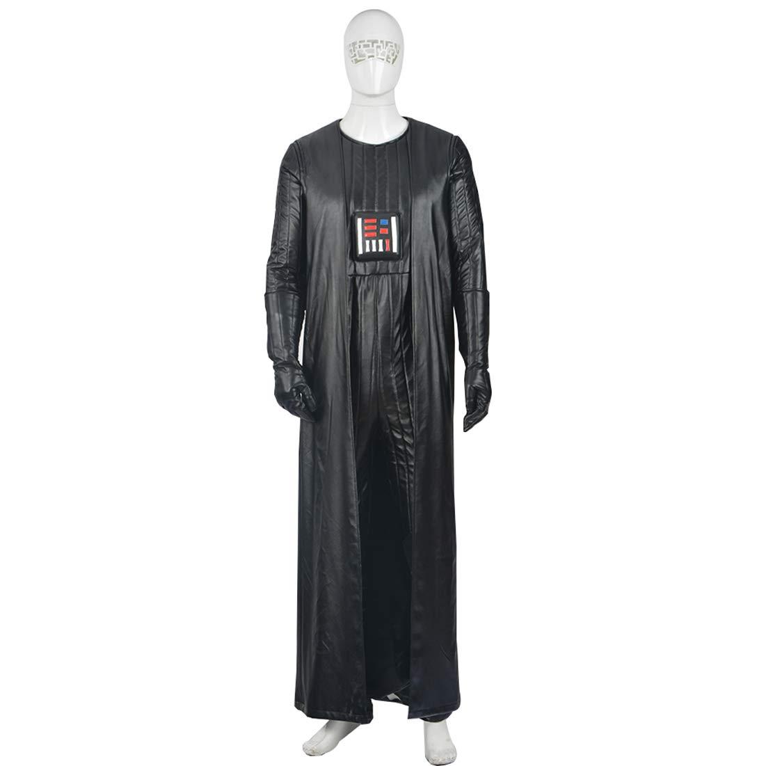 Rubyonly Star Wars Darth Vader Traje de Cosplay Traje Adulto ...