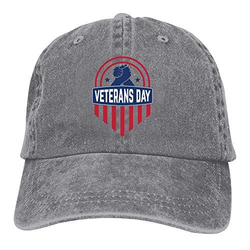 Joddy 22 Veterans A Day Unisex Adjustable Cowboys Hats Baseball Caps Mens