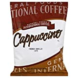 General Foods French Vanilla Cappuccino Bulk Coffee Mix (2 lbs Bags, Pack of 6)