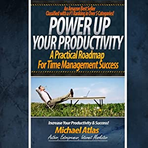 Power Up Your Productivity Audiobook