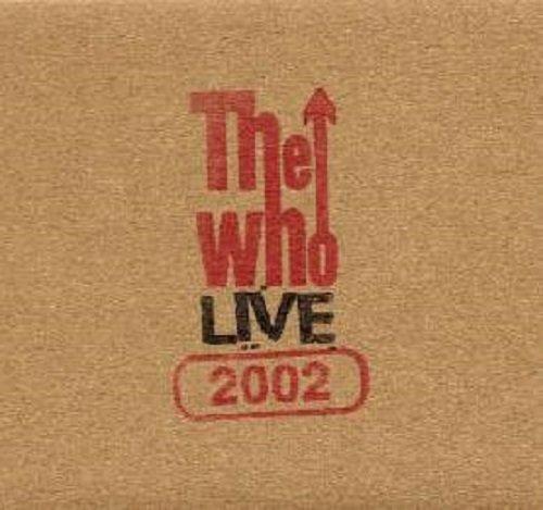CD : The Who - Live: Dallas TX 9/ 21/ 02 (CD)