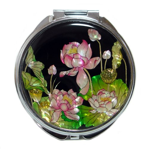 Antique Alive M107 Make Up Mirror, 3.2 Ounce