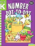 Number Dot-to-Dot: Grade Pre-K-K (Flash Skills), Flash Kids Editors, 141149895X