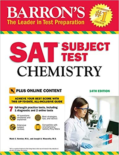 barrons sat subject test chemistry 14th edition pdf