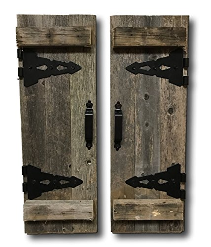 Wooden Gate Wall Decor : Barn wood wall decor
