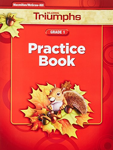Reading Triumphs Grade 1 Practice Book