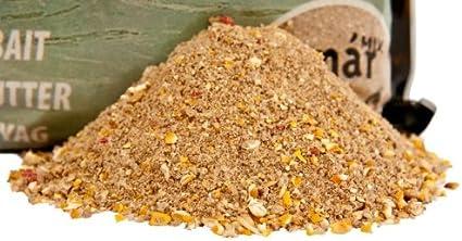 10 kg Allround Futtermittel Mais Futtermischung Grundfutter Karpfen Angelfutter