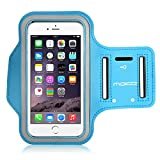 MoKo Armband for iPhone 6s Plus / 6 Plus, Sweatproof Sports Armband Running