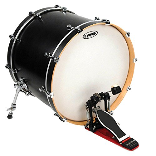 Evans G1 Coated Bass Drum Head, 20 Inch ()
