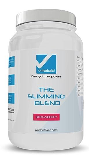 The Slimming Blend 980gr Vitaloid - Batido proteína dieta ...