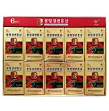 Pocheon 200g(10ea X 20g) 6Years Sliced Korean Panax Red Ginseng Root...