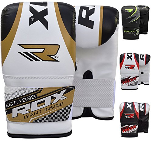 RDX Maya Hide Leather Heavy Boxing Punch Speed Bag Gloves MMA Punching Mitts Kickboxing Sparring Muay Thai Martial Arts – DiZiSports Store