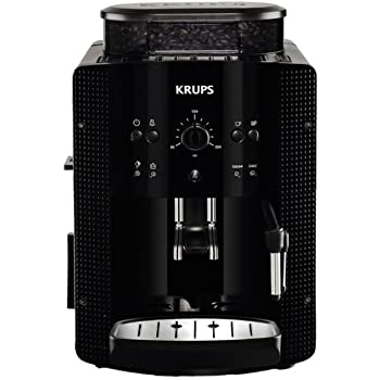Amazon Com Krups Ea8108 Super Fully Automatic Espresso