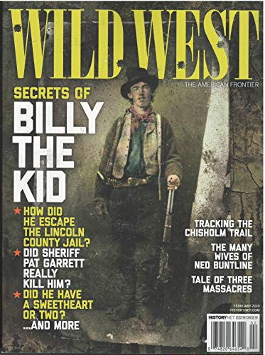 Magazine Wild West (Wild West Magazine February 2019)