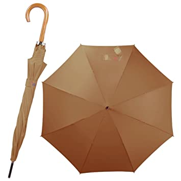 paraguas Mujer de mango largo Paraguas Colores creativo Corea del caramelo Sombrilla anti-UV Paraguas