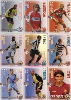 2007 Shoot Out Premier League Soccer Card Box