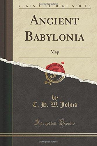 Read Online Ancient Babylonia: Map (Classic Reprint) ebook