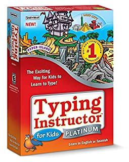 Individual Software Typing Instructor for Kids Platinum (B002U0L1BU) | Amazon Products